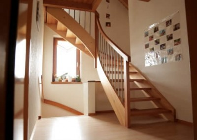 Andi Steinemann Construction - Staircase