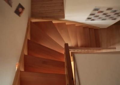 Andi Steinemann Construction - Staircase