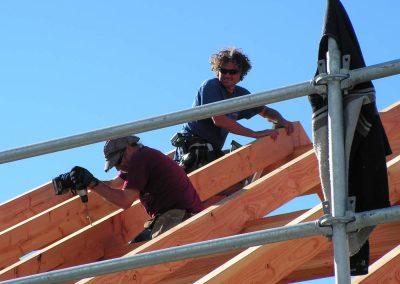 Roof Bio Solar House Andi Steineman 0021