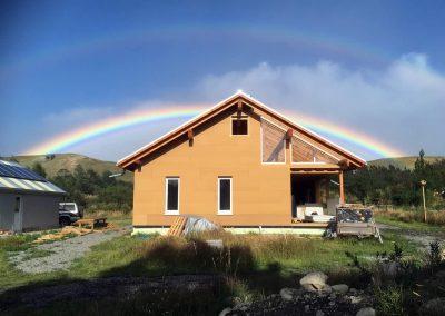 Construction Prefab Bio Solar House Andi Steineman 7613