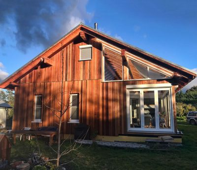 Biosolar House Carterton Andi Steinemann Construction